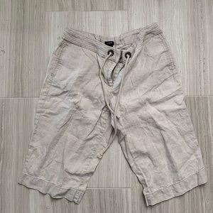 NWOT JCREW city fit shorts